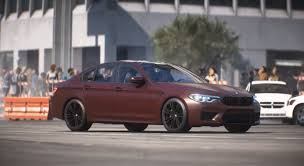 new need for speed payback trailer teases 600hp 2018 bmw m5