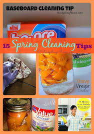 Spring Cleaning Tips 25 Spring Cleaning Tips