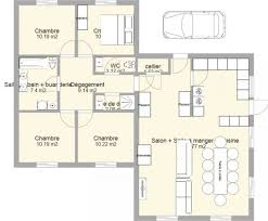plan de maison plain pied 4 chambres plan maison plain pied 4 chambres 100m2 sisterchicas com