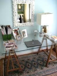 Office Glass Desk Office Design Glass Desk For Home Office Glass Desk Office