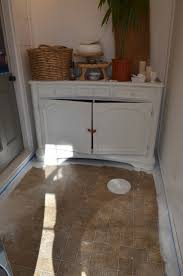 Painting A Bathroom Floor - when it u0027s time to paint your ugly floor