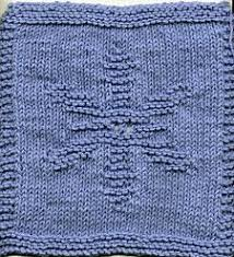 free knitted dishcloth patterns for crochet and knit