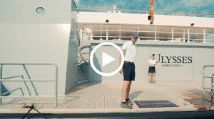 video life on board 107m explorer yacht ulysses boat international