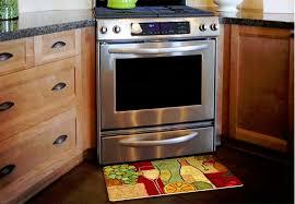 Decorative Kitchen Floor Mats by Comfortable Footrest Using The Kitchen Floor Mats Designwalls Com