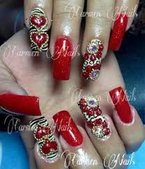 estilo sinaloa uñas pinterest bling sinaloa nails and nails