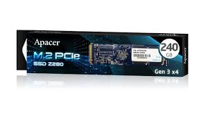 hardware review apacer z280 m 2 pcie gen 3 x4 ssd nag