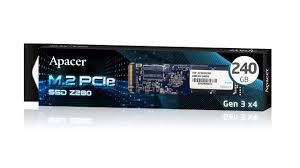 hardware review apacer z280 m 2 pcie gen 3 x4 ssd nag