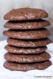 chocolate quinoa cookies simply quinoa