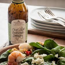 olive oil u0026 balsamic dressing dressings u0026 oils stonewall kitchen