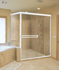 custom glass shower doors silver handle multifunction as towel
