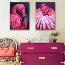Home Decor Paintings by Online Get Cheap Red Bird Paintings Aliexpress Com Alibaba Group