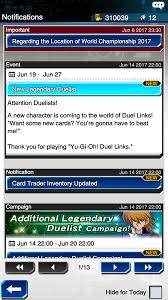 news new legendary duelist duellinks