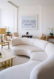 Best  Round Sofa Ideas On Pinterest Contemporary Sofa - Curved contemporary sofa living room furniture