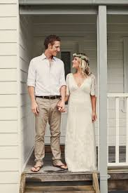 casual wedding casual country groom style not sure about the thongs tho my