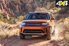 discovery land rover 2017 land rover discovery range review 4x4 australia