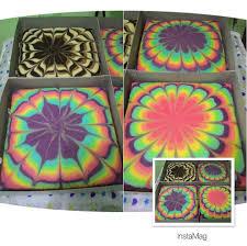tips membuat bolu zebra bolu kukus rainbow dan tips memberi motif