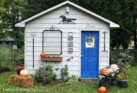 pretty shed pretty garden sheds rustic shed with garden junk decor see more