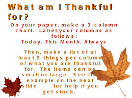 thanksgiving november themed writing activities