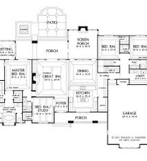 large one house plans one open floor plans home design ideas and pictures