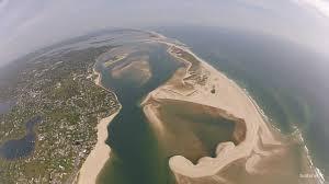 cape cod flying over seals tidal waves sandbars youtube