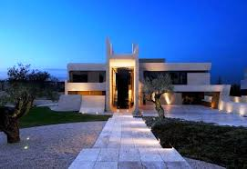 outdoor home lighting design solar powered exterior modern home lighting u2014 home landscapings