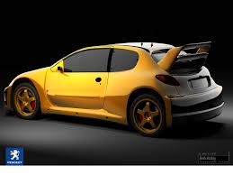peugeot 206 tuning peugeot 206 tuning by palax on deviantart