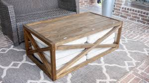 Outdoor Storage Coffee Table 10 Charming Diy Outdoor Storage Ideas Garden Club The