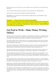 being funny is tough paid to write onlinehow to write up a