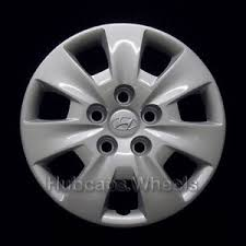 2009 hyundai elantra hubcaps hyundai elantra 2009 2012 hubcap genuine factory original 55562