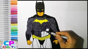 batman coloring pages for kids batman coloring pages fun