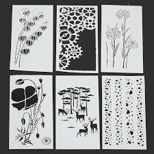 compare prices on stencils for painting kitchen online shopping