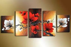 home decor paintings there are more handpainted wall art modern