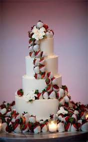 wedding cakes ideas 16 chocolate dipped strawberry wedding cake ideas candy cake