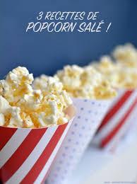 recette de cuisine sur 3 3 recettes de popcorn salé pour l apéro des enfants et des parents