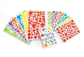 colorations fantastic foam stickers set of