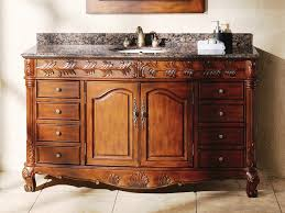 60 inch bathroom vanity single sink lowes best 60 inch bathroom