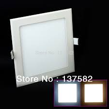 recessed led lights for kitchen compare prices on panel lights led online shopping buy low price