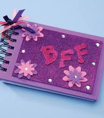 best friend photo album best friends photo album project materials joann