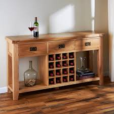 sofa table with wine rack console table wine rack console table to save and serve home