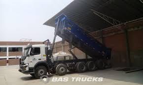 truck volvo volvo fmx 520 truck euro norm 3 u20ac152750 bas trucks