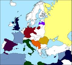 Unlv Map Map Of Europe 1930 Thefreebiedepot