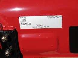 nos wheelhorse model 78345 42