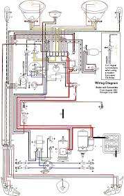 thesamba com type 1 wiring diagrams for alluring flasher relay