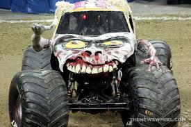 zombie brain spotlight monster jam u0027s popular truck