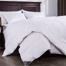 Duvet Insert Twin Puredown Lightweight White Down Comforter Medium Warmth Duvet