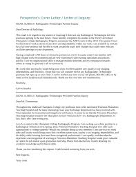 radiologic technologist resume skills nuclear medicine technologist cover letter sample job and resume