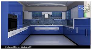 Laminate Kitchen Designs Small U Shaped Glossy Acrylic Laminate Kitchen Cabinets Yahoo