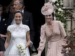 kate middleton praised for pippa u0027s wedding church sketch daily