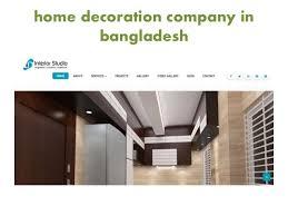 Home Decoration Company In Bangladesh - Home decoration company