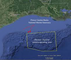 Ocean Depth Map Virtual Explorers U0027 Invited To The Depths Of The Gulf Of Mexico On